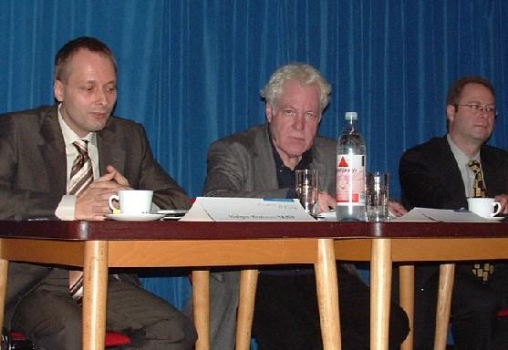 Holger Krahmer, Horst-Holger Boger,Geritt Sprenger