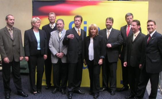 Die FDP steht für Wahlkampf in den Startlöchern