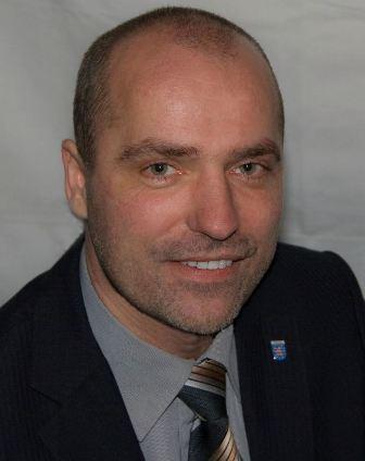 Der sozialpolitische Sprecher Marian Koppe, MdL