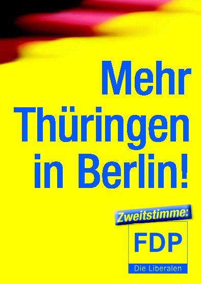 FDP sichert den Wechsel