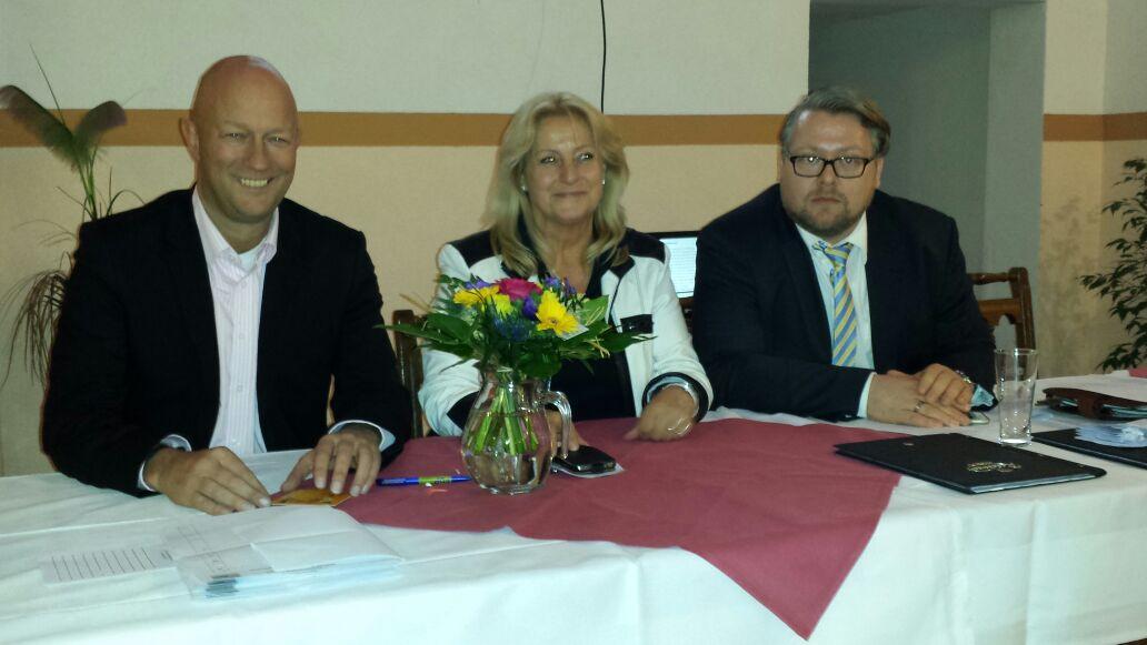 Der neue Vorstand der FDP Erfurt