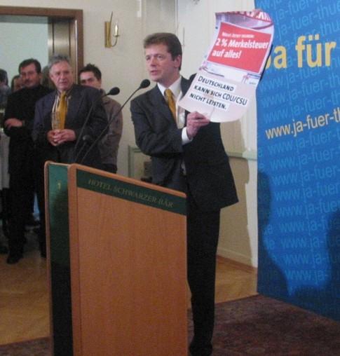 Jahresempfang der FDP Thüringen