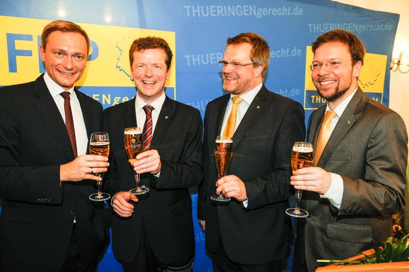 FDP geht selbstbewusst in Wahlkampf