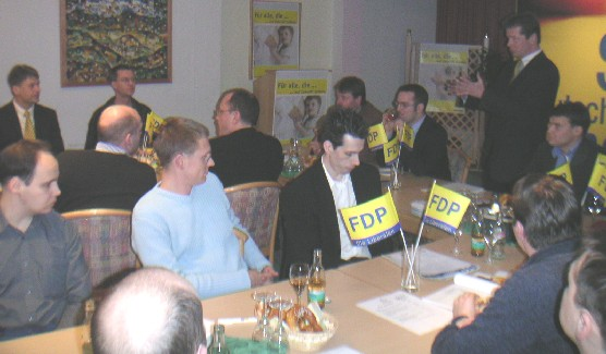 Neumitgliederkongress in Ilmenau