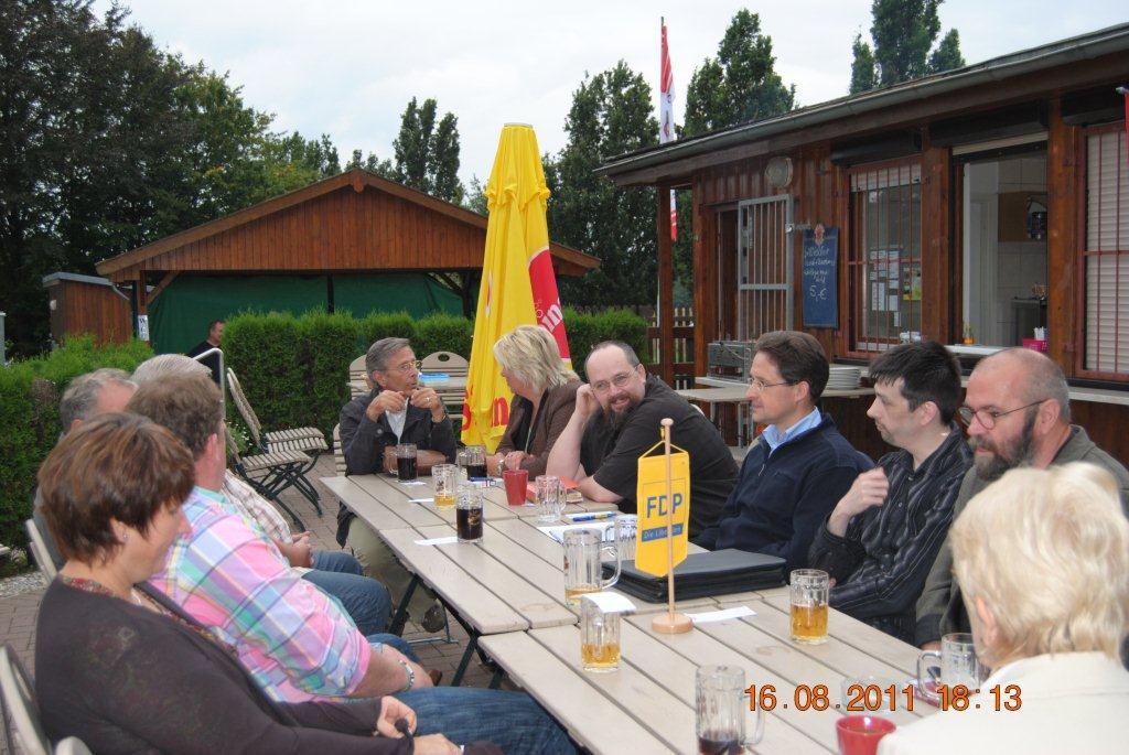 Unser Sommerfest 2011