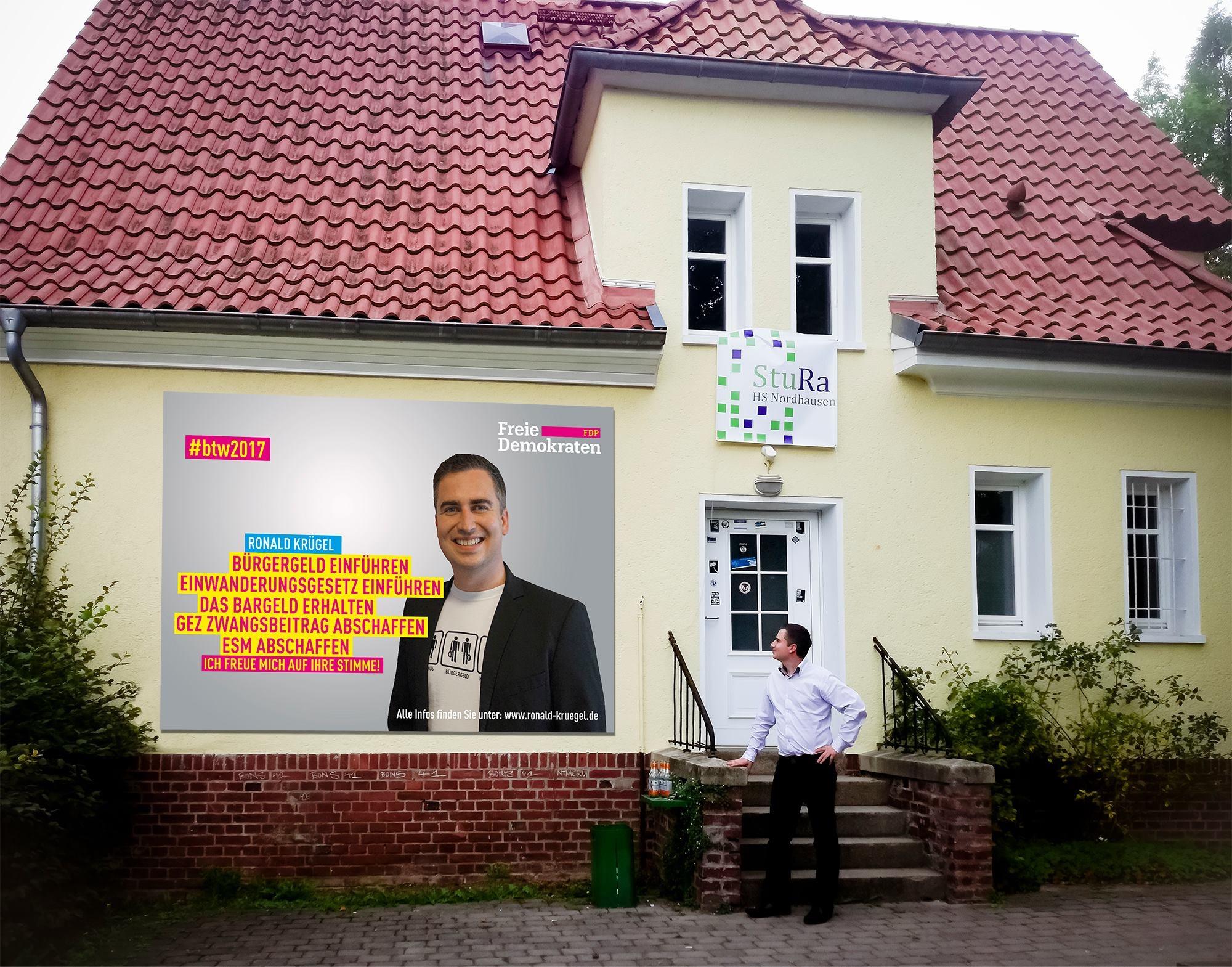 Virtueller Wahlkampf