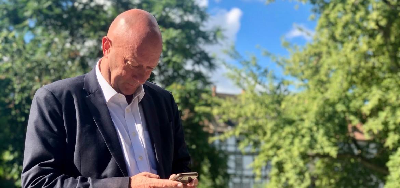 Digitalisierung: Breitbandausbau: Kemmerich fordert einfacheres Vergaberecht