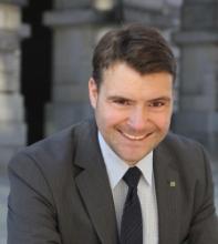 FDP-Generalsekretär Patrick Kurth, MdB