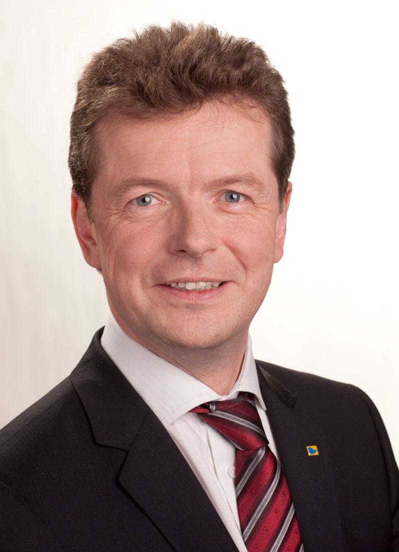 Landesvorsitzender Uwe Barth, MdL