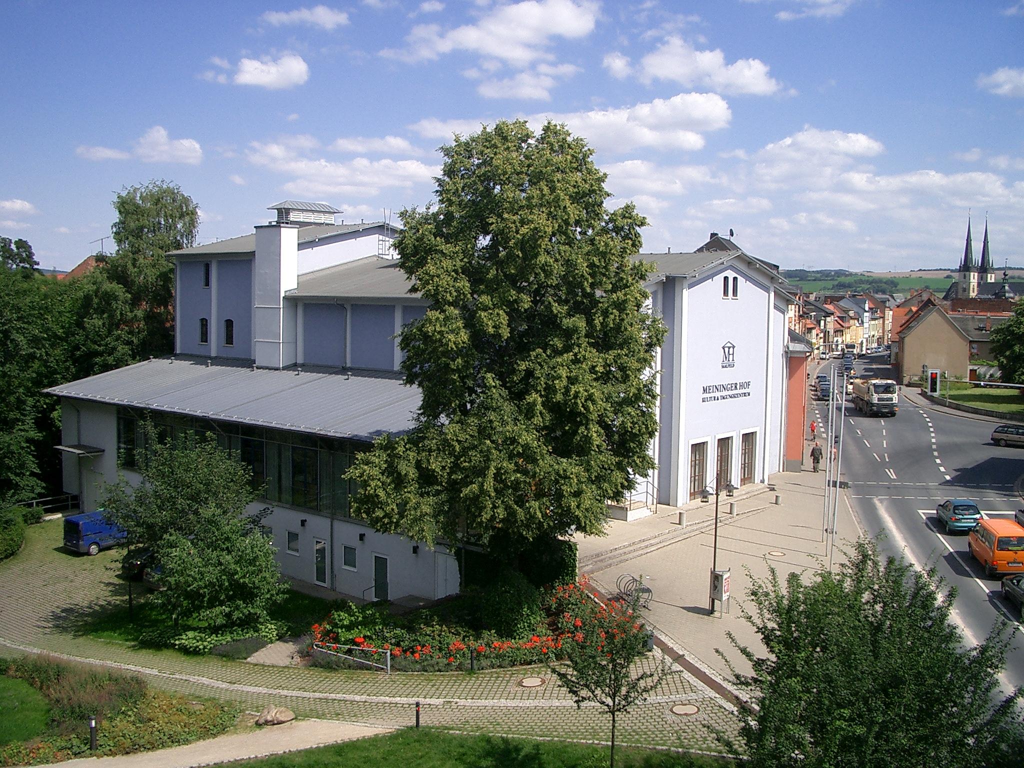 Landesparteitag in Saalfeld
