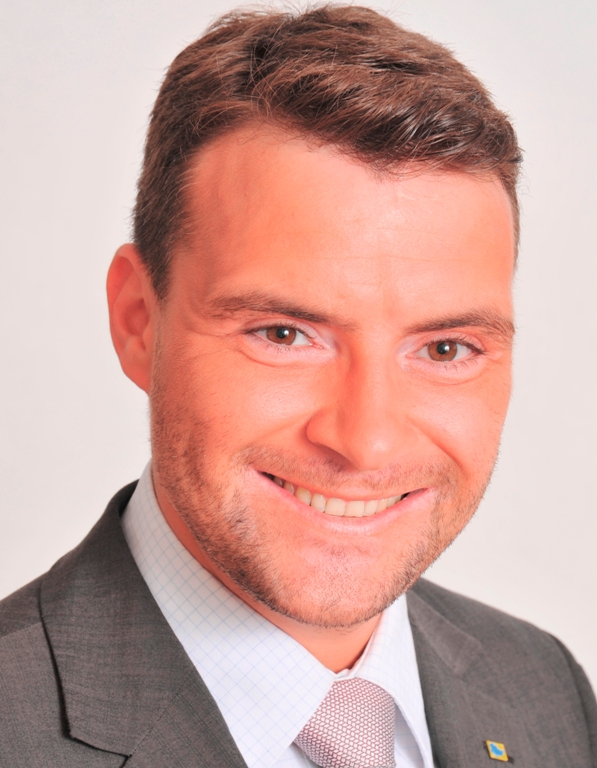 Patrick Kurth, MdB Sprecher für Aufbau Ost