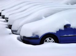 Wintereinbruch in Thüringen