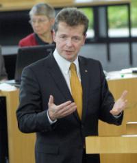 FDP Landesvorsitzender Uwe Barth, MdL