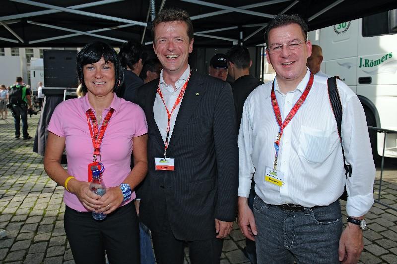 Vera Hohlfeld, Uwe Barth, Torsten Köhler-Hohlfeld