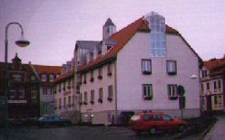 Schlotheims Rathaus künftig m. FDP-Bürgermeisterin
