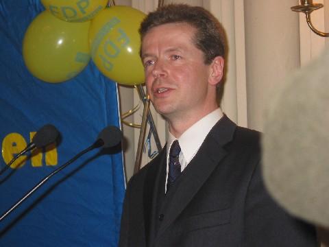 Neujahrsempfang der FDP stimmt auf neues Jahr ein