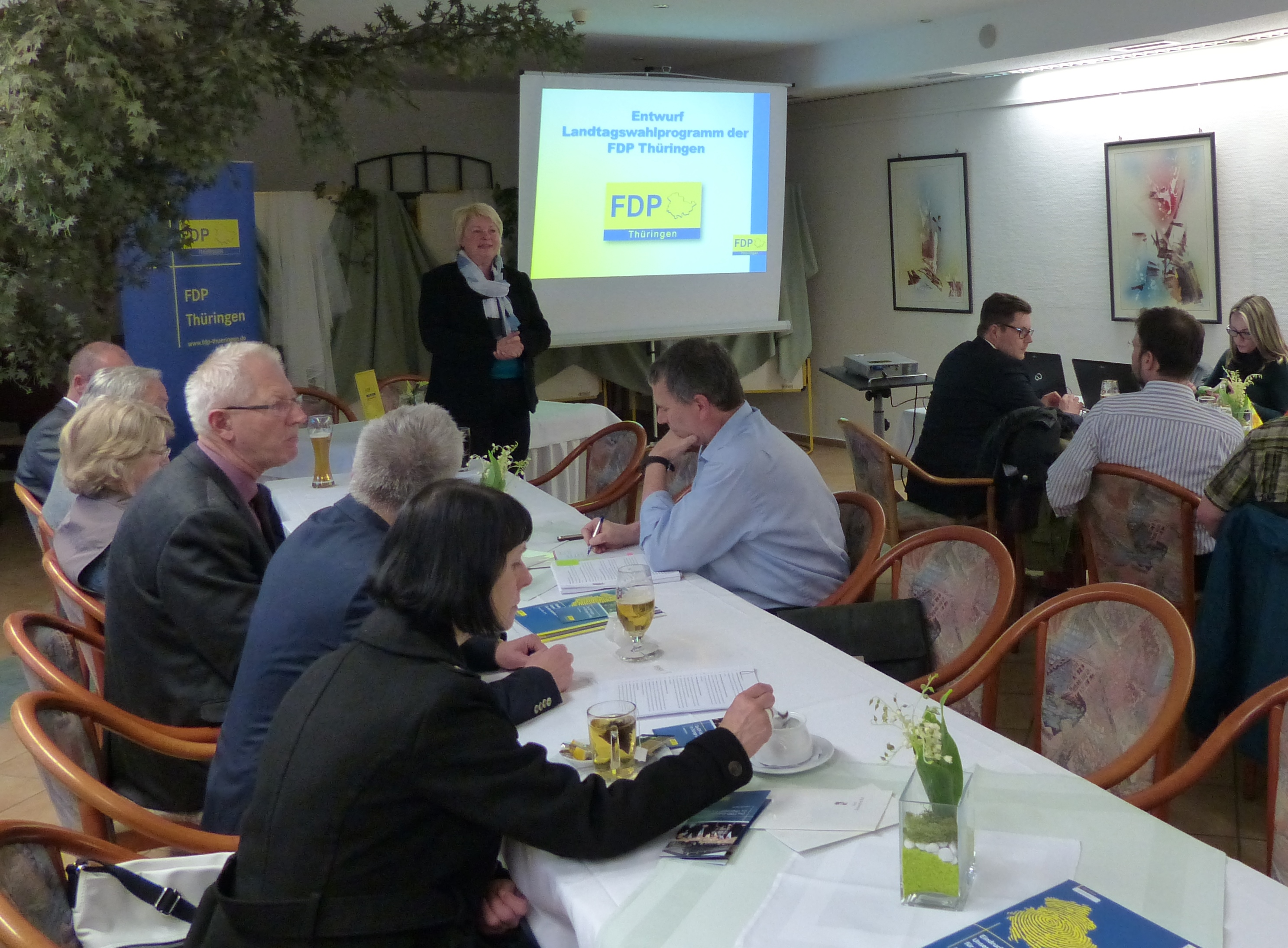 Regionalkonferenz in Schmölln