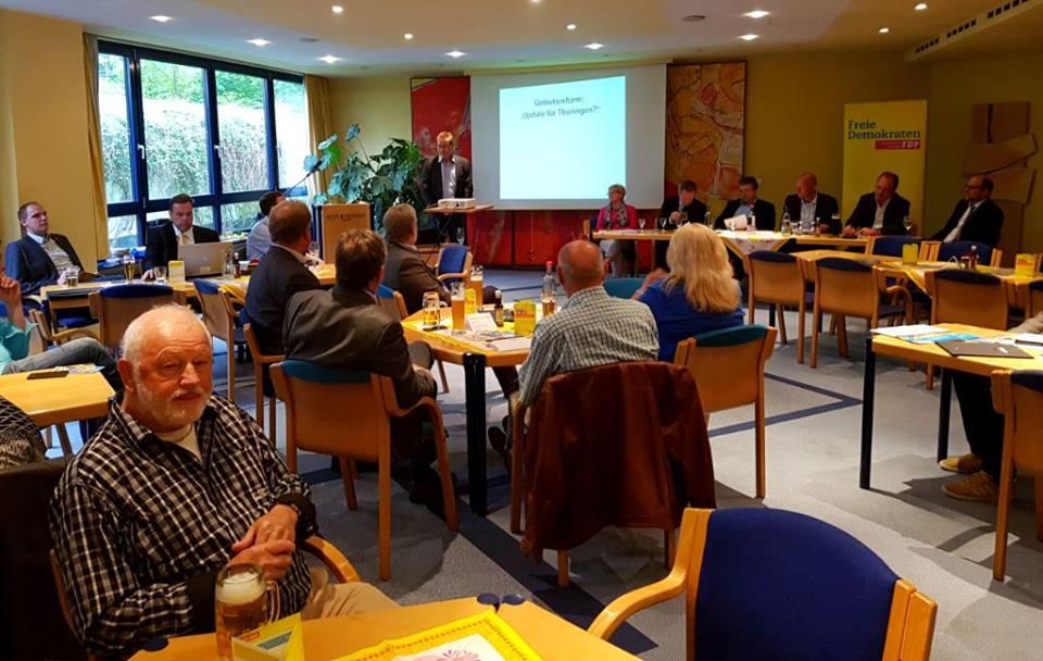 1. Regionalkonferenz in Suhl