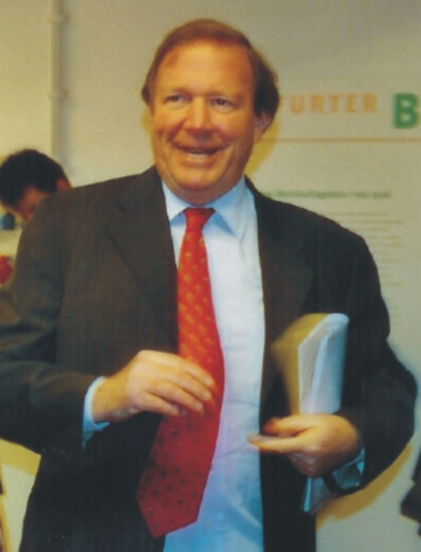 Günter Rexrodt zum polit. Aschermittwoch in Erfurt