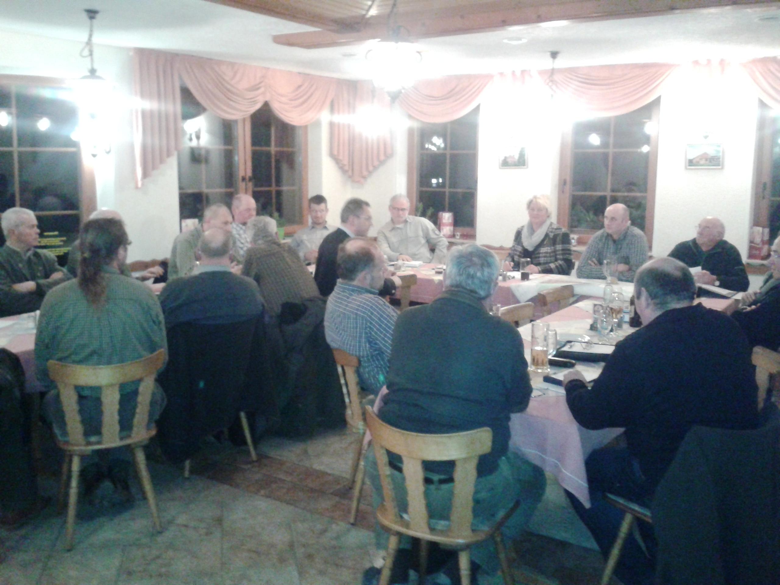 Runder Tisch zur Jagdpraxis in Thüringen