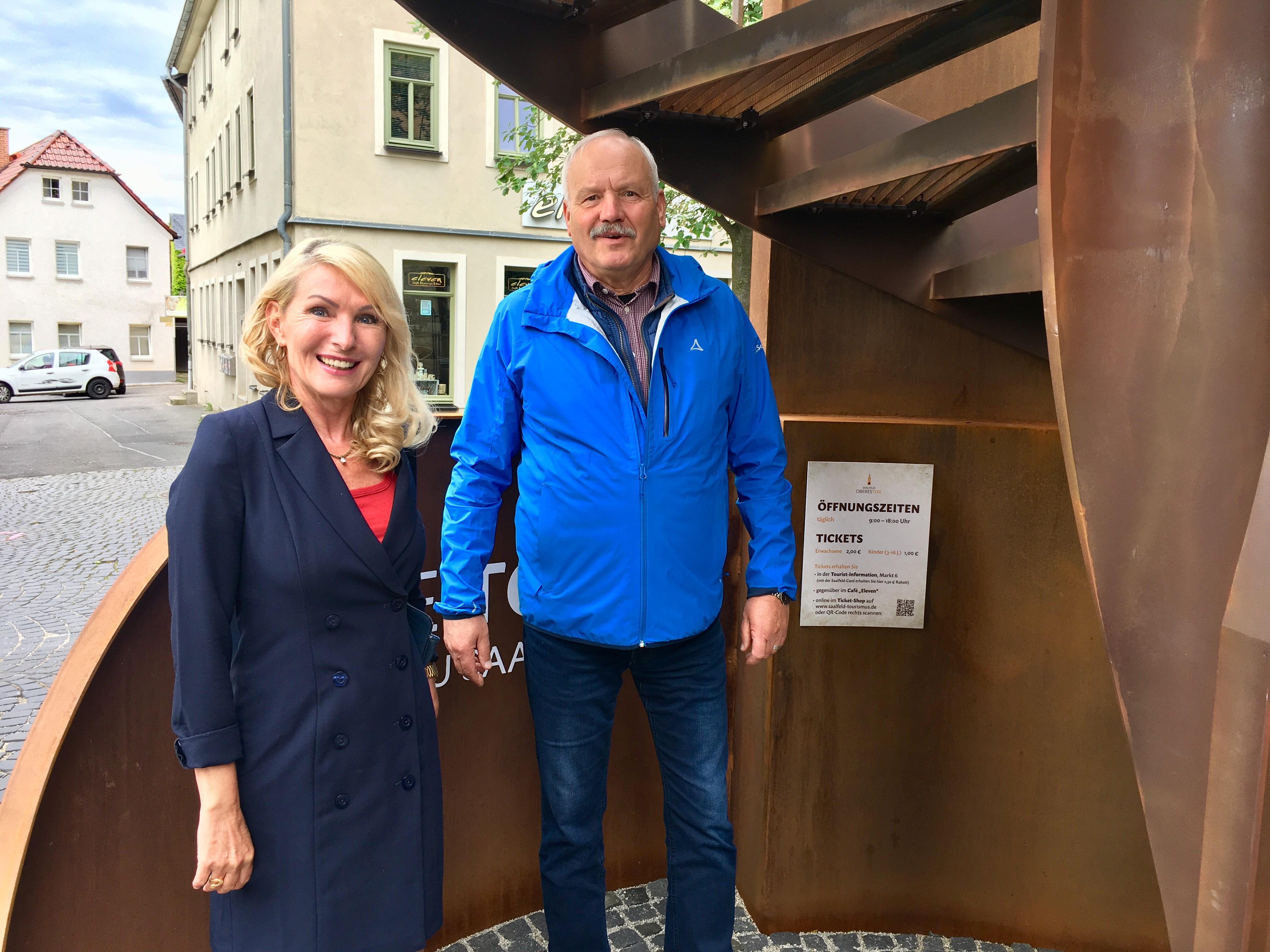 Bettina Fiedler & Joachim Heinecke