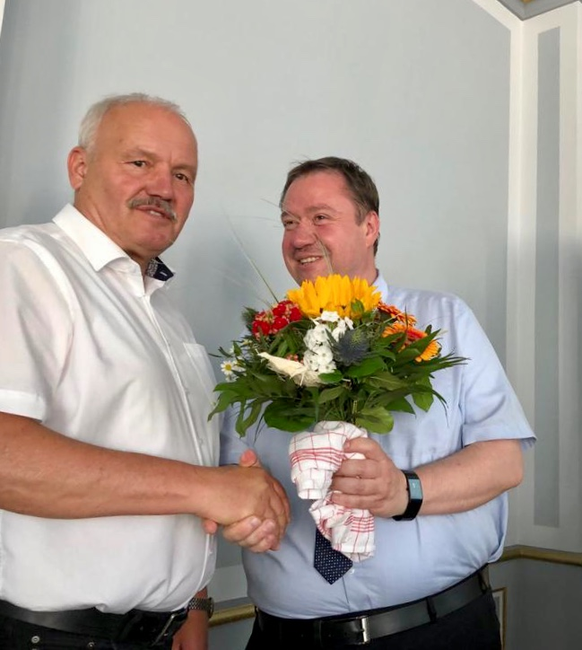 Joachim Heinecke & Dr. Steffen Kania