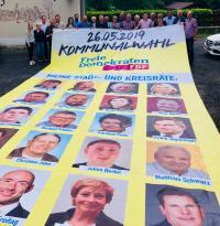 FDP Kandidaten/-innen