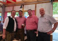 OB Schramm, M.Kowalleck, BM Dr.S.Kania&J. Heinecke