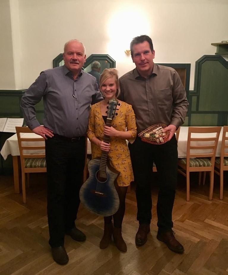 v.l. J.Heinecke, M.Grohmann, H.Götze