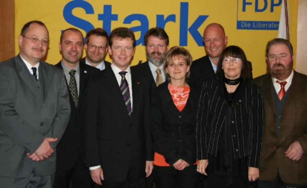 Kandidaten zur Landtagswahl 2009