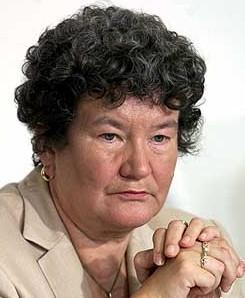 Urkunde geht an Ministerin Dagmar Schipanski (CDU)