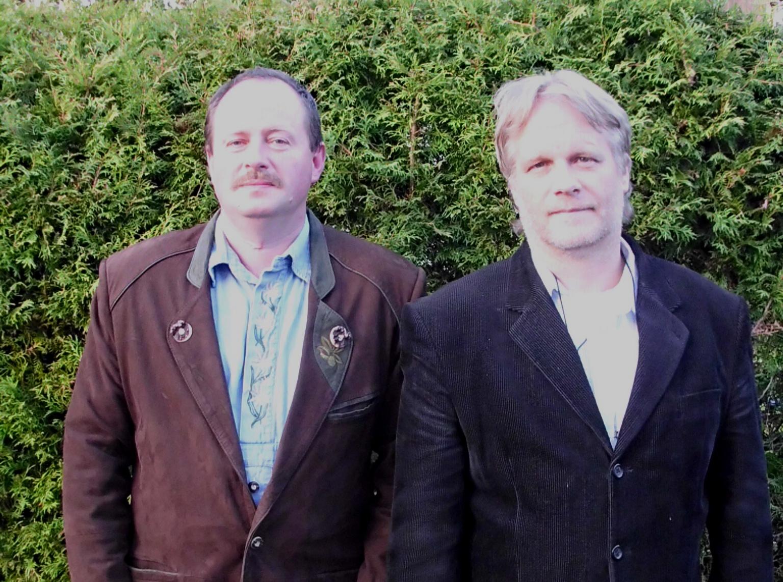 Jens Graf und Matthias Kaiser
