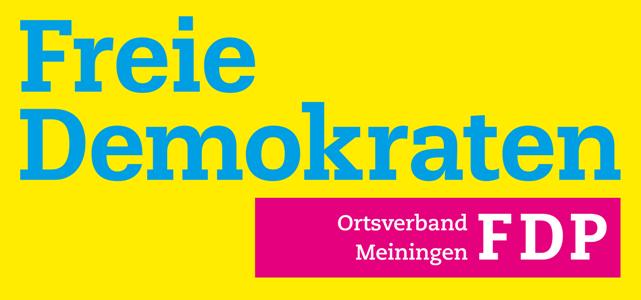 Programm der FDP Ortsgruppe Meiningen