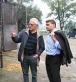 Karl-Otto Schreivogel und Patrick Kurth