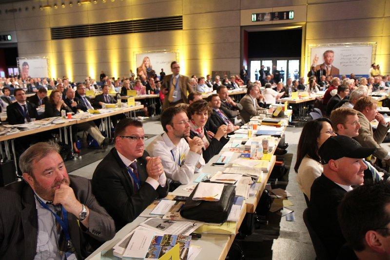 Thüringer Delegierte