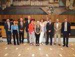 Landeshauptmann Luis Durnwalder mit Delegation aus Thüringen