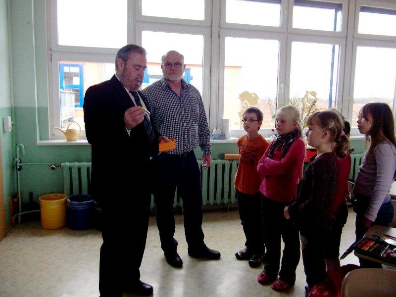 Heinz Untermann, Herr Günther und Kinder