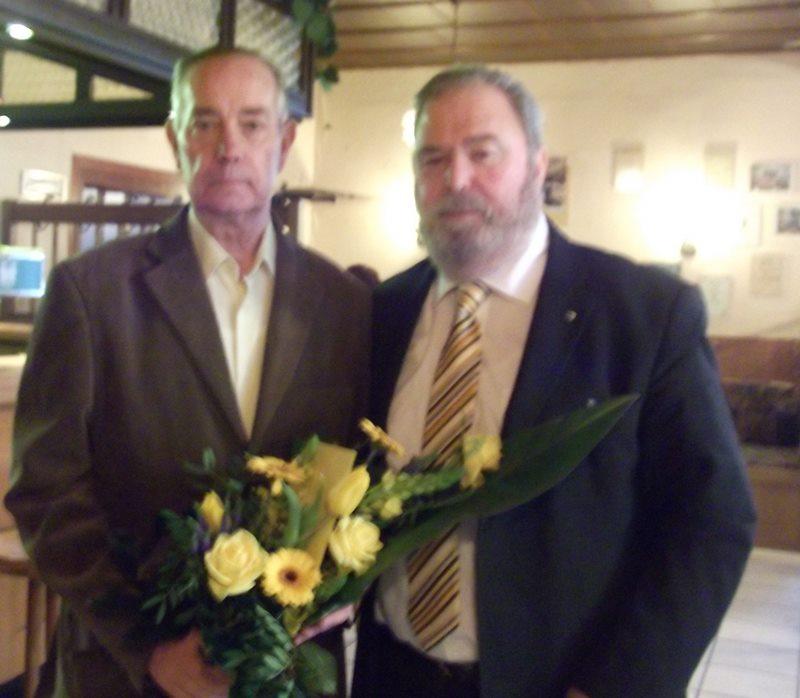 Jürgen List und Heinz Untermann, MdL