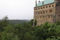 Blick von Wartburg zum Milmesberg