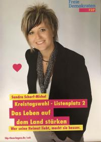 Sandra Scherf-Michel