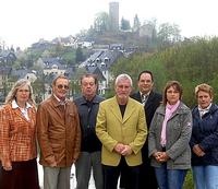 Ein Teil der FDP-Kandidaten zur Stadtratswahl