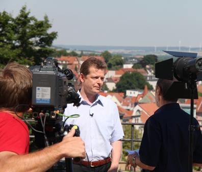 Uwe Barth, MdL im Sommerinterview des MDR