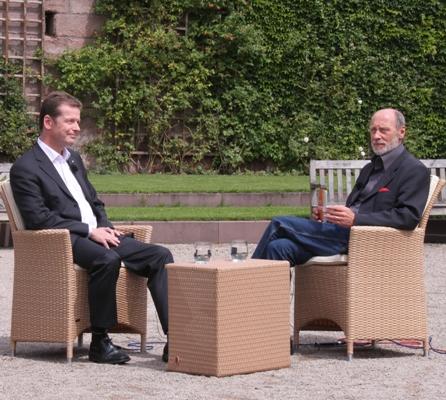 Uwe Barth im Gespräch mit Martin Pollok