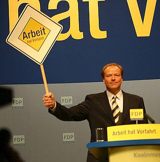 Generalsekretär Dirk Niebel