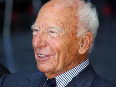 Bundespräsident a.D. Walter Scheel