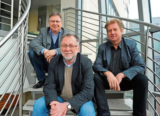 Neue Führungsspitze des FDP-Kreisverbandes Suhl