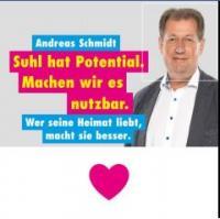 Spitzenkandidat                - Andreas Schmidt -