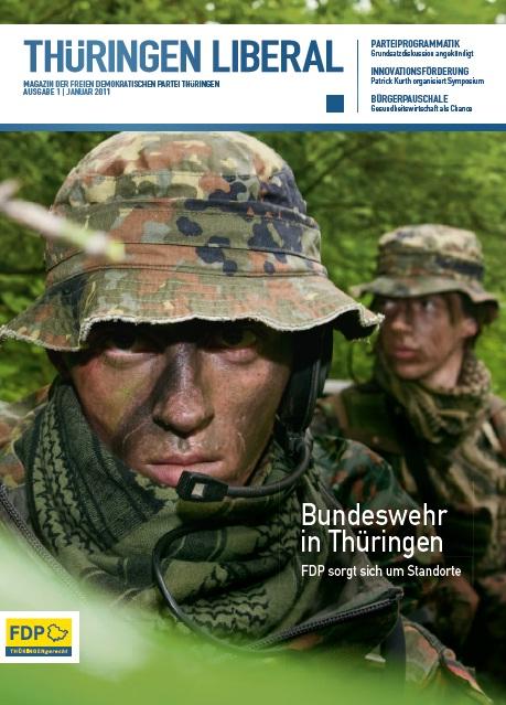 Die neue Thüringen Liberal ist da