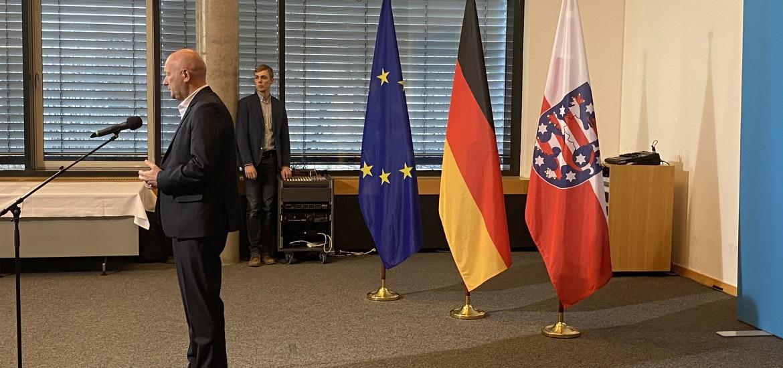 Thüringer Landtag: Ministerpräsidentenwahl