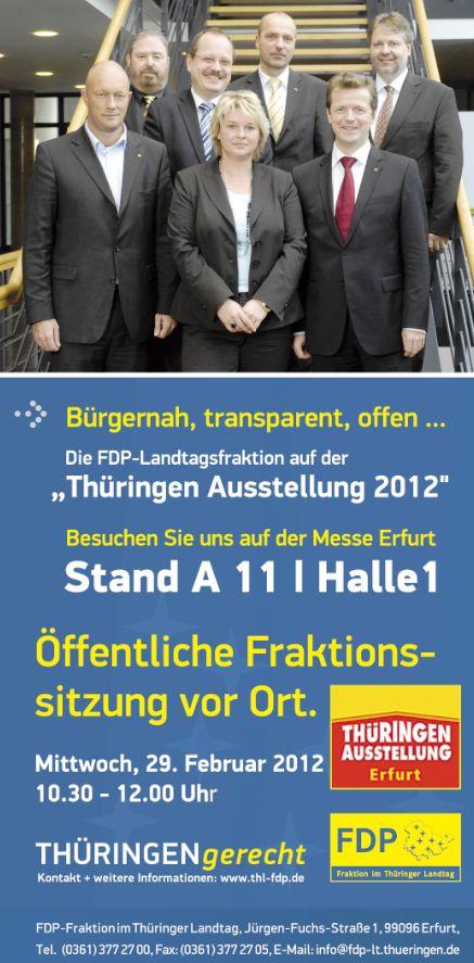 Landtagsfraktion der FDP